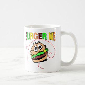 Burger Me Coffee Mug