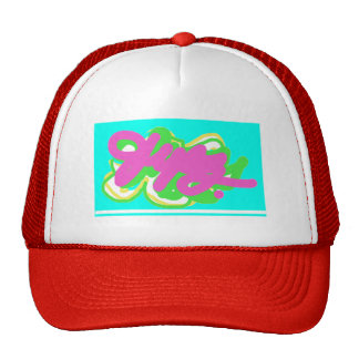 Burger Party Trucker Hat