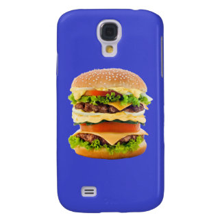Burger Samsung Galaxy S4 Case