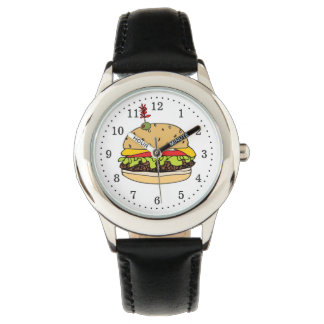 Burger Time Watch