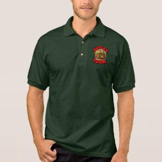 Burger Town - Men's Polo T-Shirt