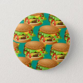 Burger Wallpaper Button