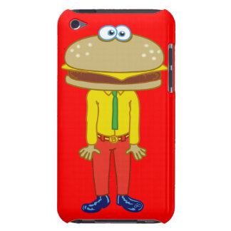 """Burgerberg™ """"Employee of the Month"""" Barely There iPod Cases"""