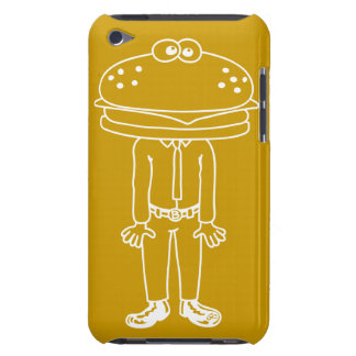 Burgerberg™ Employee of the Month Barely There iPod Case