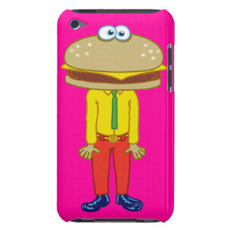"""Burgerberg™ """"Employee of the Month"""" iPod Case-Mate Cases"""