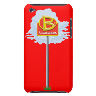Burgerberg™ Sign Barely There iPod Case