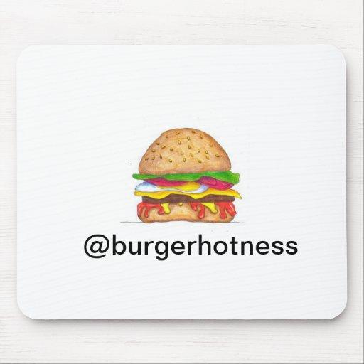 BurgerHotness Mousepad