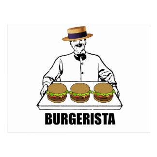 Burgerista Postal