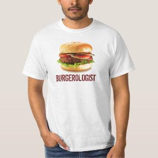 BURGEROLOGIST TEE SHIRT