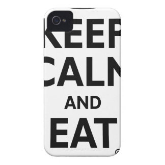 Burgers & FroYos Case-Mate iPhone 4 Case