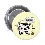 Burgers?! Funny Cow Button
