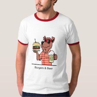 Burgers -n-Beer T-Shirt