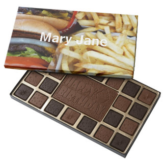 Burgers n Fries Assorted Chocolates
