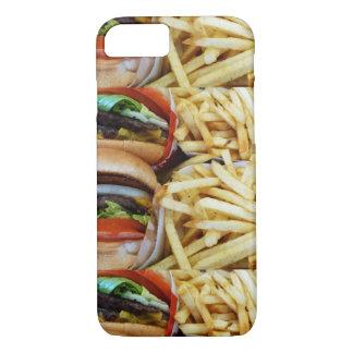 Burgers n Fries iPhone 8/7 Case