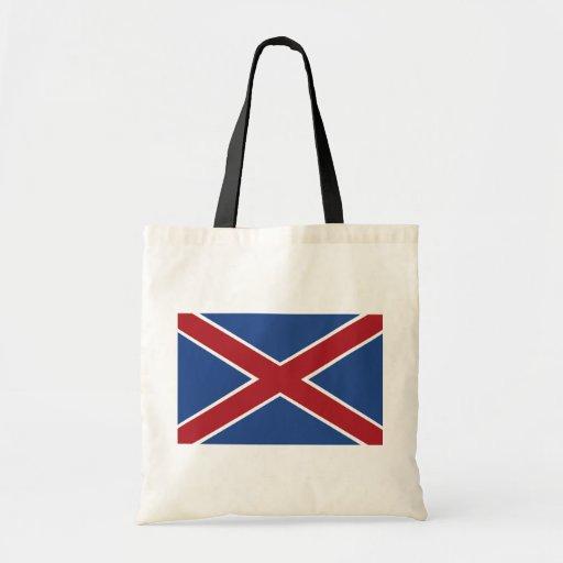 Burgers, South Africa flag Bag