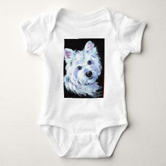 Burgess' Coop Baby Bodysuit