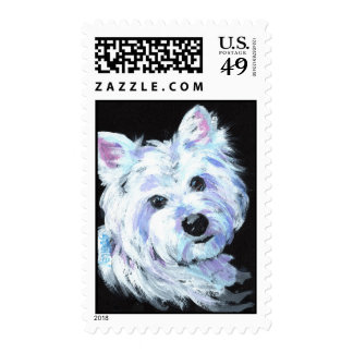 Burgess' Coop Postage Stamps