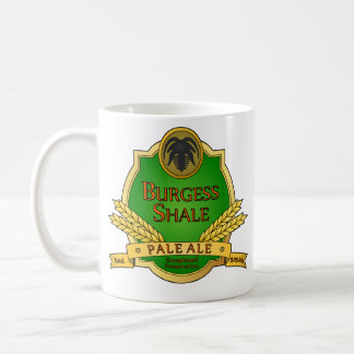 Burgess Shale Pale Ale Classic White Coffee Mug