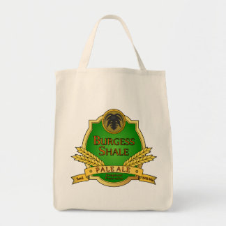 Burgess Shale Pale Ale Tote Bag