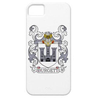 Burgett Family Crest iPhone 5/5S Case