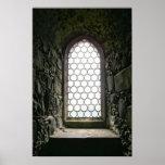 Burgfenster Plakate