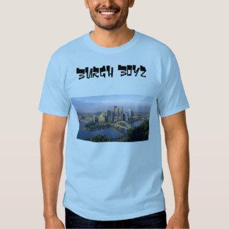 Burgh Boyz Tee Shirt