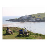 Burgh Island, Devon Postcard