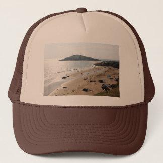 Burgh Island, Devon Trucker Hat