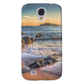 Burgh Island from Bantham at Sundown... Galaxy S4 Case