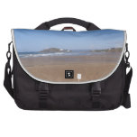 Burgh Island View From Bantham Beach Bag For Laptop