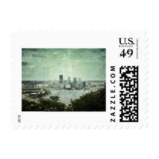 Burgh Postage Stamp