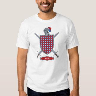 Burgh Shield 1 Tee Shirt