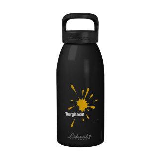 'Burghasm Botellas De Agua Reutilizables