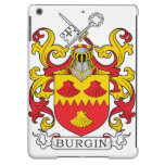 Burgin Family Crest iPad Air Covers