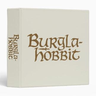 """Burgla Hobbit Carpeta 1 1/2"""""""