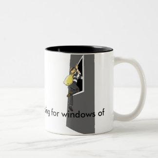 Burglar Mug