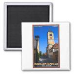 Burglengenfeld - Kirchengasse Magnet