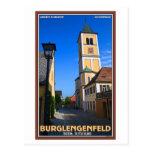 Burglengenfeld - Kirchengasse Post Card
