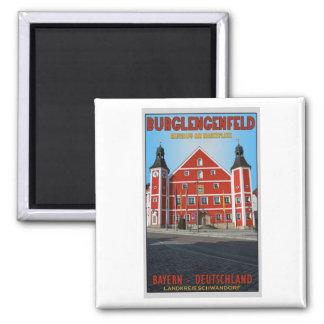 Burglengenfeld - Rathaus Magnet