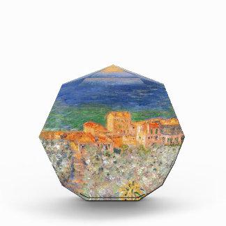 Burgo Marina at Bordighera by Claude Monet Award