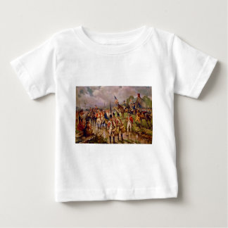 Burgoyne's Surrender at Saratoga by Percy Moran Baby T-Shirt