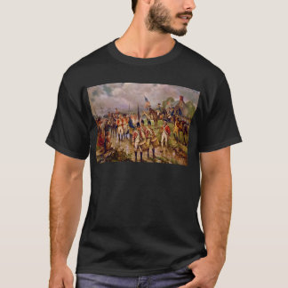 Burgoyne's Surrender at Saratoga by Percy Moran T-Shirt