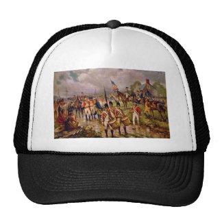 Burgoyne's Surrender at Saratoga by Percy Moran Trucker Hat