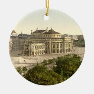 Burgtheater, Viena, Austria Ornamente De Reyes