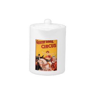 Burguesía alta Bros. Circo