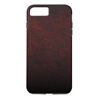 Burgundy Concrete Creation iPhone 8 Plus/7 Plus Case