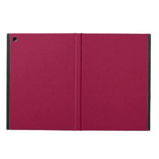 Burgundy iPad Air Cover
