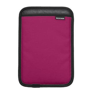 Burgundy iPad Mini Sleeve