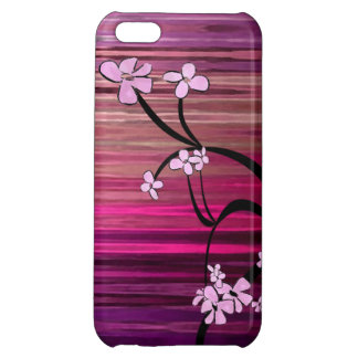 Burgundy Reflections the 2nd iPhone 5C Case