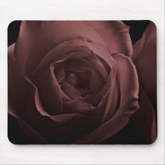 Burgundy Rose Mousepad